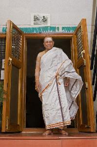 Sri-Pattabhi Gründer des Ashtangayoga